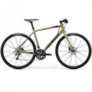 "Bicicleta MERIDA Speeder 300 28"" gold/negru 20 S (50 cm)"