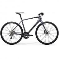 "Bicicleta MERIDA Speeder 300 28"" antracit/negru 20 S/M (52 cm)"