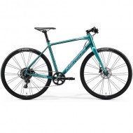 "Bicicleta MERIDA Speeder Limited 28"" albastru/verde 20 S (50 cm)"