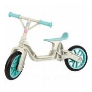 "Bicicleta fara pedale POLISPORT Balance Bike 12"" crem/fistic"