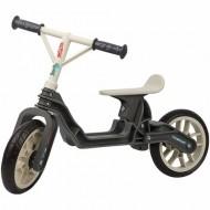 """Bicicleta fara pedale POLISPORT Balance Bike 12"""" gri/crem"""