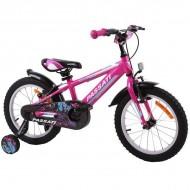 """Bicicleta PASSATI Gerald 20"""" roz"""