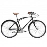 "Bicicleta PEGAS Magistral 28"" negru 47 cm"