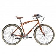 """Bicicleta PEGAS Magistral 28"""" portocaliu 47 cm"""