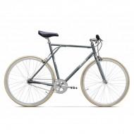 "Bicicleta PEGAS Clasic B 28"" gri 60 cm"
