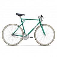 "Bicicleta PEGAS Clasic B 28"" turcoaz 60 cm"