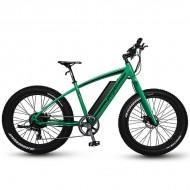 "Bicicleta Fat Bike PEGAS Suprem Dinamic E-bike 26"" turcoaz/negru 48 cm"
