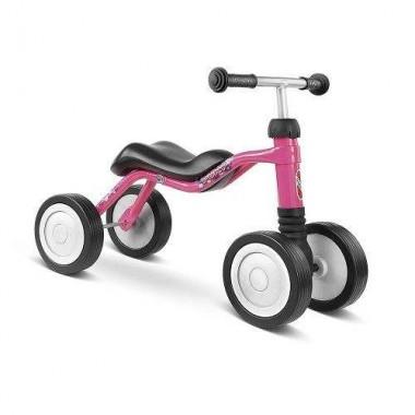 Bicicletă PUKY S1 fără pedale - roz
