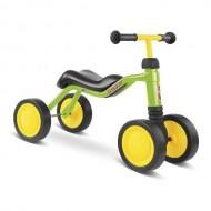 Bicicletă PUKY S1 fără pedale - verde
