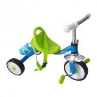 Tricicletă RICHBABY - albastru/verde