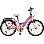 "Bicicleta ROBIKE Alice 20"" roz 23 cm"
