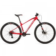"""Bicicleta ROCK MACHINE Manhattan 70-29 2021 29"""" rosu/negru/alb S-15"""""""