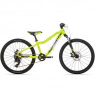 "Bicicleta ROCK MACHINE Storm 24 2021 24"" galben/negru/gri 12"""