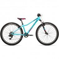 """Bicicleta ROCK MACHINE Catherine 27 VB 2021 27.5"""" albastru/roz S-15"""""""