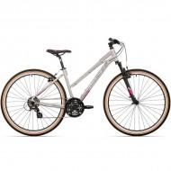 "Bicicleta ROCK MACHINE Crossride 100 Lady 2021 29"" gri/roz M-17"""