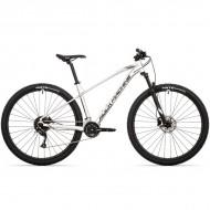 """Bicicleta ROCK MACHINE Manhattan 90-29 2021 29"""" argintiu/negru L-19"""""""