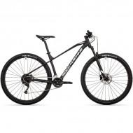 """Bicicleta ROCK MACHINE Manhattan 90-29 2021 29"""" negru/argintiu L-19"""""""