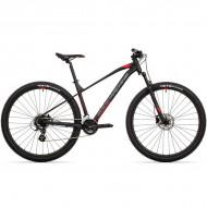 """Bicicleta ROCK MACHINE Manhattan 70-29 2021 29"""" negru/gri/rosu XL-21"""""""