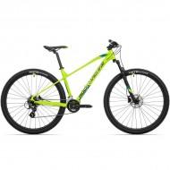 """Bicicleta ROCK MACHINE Manhattan 40-29 2021 29"""" galben/albastru L-19"""""""