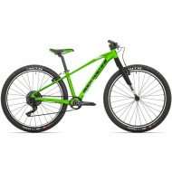 "Bicicleta ROCK MACHINE Thunder VB 2021 29"" verde DVO/negru S-15"""