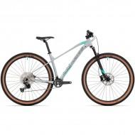 "Bicicleta ROCK MACHINE Catherine 60-29 2021 29"" gri/verde L-19"""