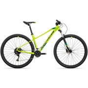 "Bicicleta ROCK MACHINE Torrent 20-29 2021 29"" galben/negru/albastru M-17"""