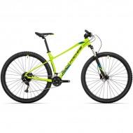 """Bicicleta ROCK MACHINE Torrent 20-29 2021 29"""" galben/negru/albastru L-19"""""""