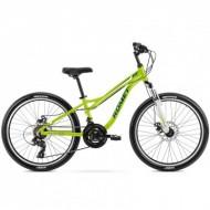 "Bicicleta ROMET Rambler Fit 24"" verde/albastru S/12"""