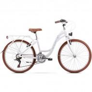 "Bicicleta ROMET Panda S/13"" alb/albastru"