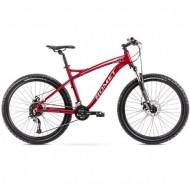 """Bicicleta ROMET Rambler FIT 26 L/18"""" bordo/argintiu"""