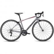 """Bicicleta SPECIALIZED Dolce Cool 28"""" Satin/Gloss/Cool Gray/Acid Pink 54 cm"""