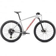 "Bicicleta SPECIALIZED Chisel Comp 29"" Gloss Dove Grey/Rocket Red/Crimson L"
