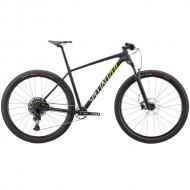 "Bicicleta SPECIALIZED Chisel 29"" Satin Black/Summer Blue/Hyper M"