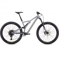 "Bicicleta SPECIALIZED Stumpjumper Comp Alloy 29"" Satin Cool Grey/Team Yellow M"