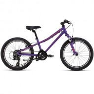 "Bicicleta SPECIALIZED Hotrock 20"" Purple Haze/Black/Acid Red 9"