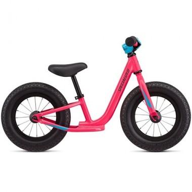 "Bicicleta SPECIALIZED Hotwalk 12"" Acid Pink/Nice Blue/Black Reflective"