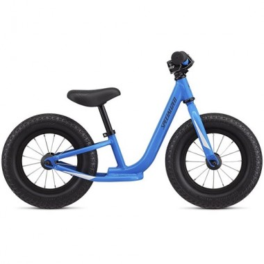 "Bicicleta SPECIALIZED Hotwalk 12"" Neon Blue/Metalic White Silver/Black"