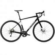 "Bicicleta SPECIALIZED Diverge E5 Elite 28"" Gloss Tarmac Black/Metallic White Silver 54 cm"