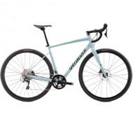 """Bicicleta SPECIALIZED Diverge Elite E5 28"""" Gloss Summer Blue/Black Camo 56 cm"""