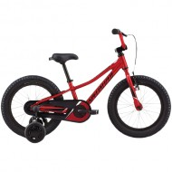 "Bicicleta SPECIALIZED Riprock Coaster 16"" Candy Red/Black/White 7"