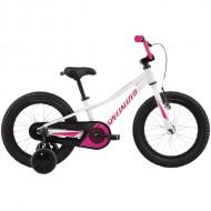 "Bicicleta SPECIALIZED Riprock Coaster 16"" Metallic White Silver/Acid Purple 7"