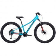 "Bicicleta SPECIALIZED Riprock Comp 24"" Nice Blue/Rocket Red/Black 11"