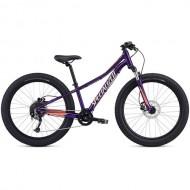"""Bicicleta SPECIALIZED Riprock Comp 24"""" Plum Purple/Acid Lava/Ice Lava 11"""