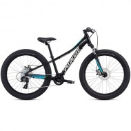 "Bicicleta SPECIALIZED Riprock 24"" Black/Nice Blue/Metallic White Silver 11"
