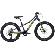 "Bicicleta SPECIALIZED Riprock 20"" Carbon Grey/Hyper/Cool Grey 9"