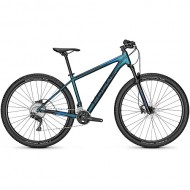"Bicicleta FOCUS Whistler 3.9 22G 29"" albastru/negru L 48 cm"