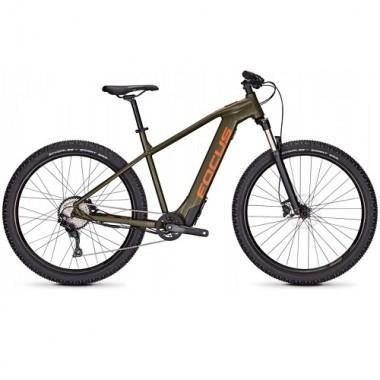 "Bicicleta E-Bike FOCUS Whistler 2 6.9 9G 29"" moosgreen M (44 cm)"