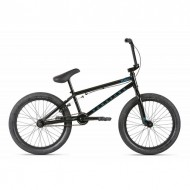 "Bicicleta BMX HARO 20"" Downtown negru"