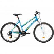 "Bicicleta SPRINT Cougar Lady 26"" albastru/alb 46 cm"