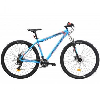 """Bicicleta SPRINT Dynamic MDB 29"""" albastru/portocaliu 53 cm"""